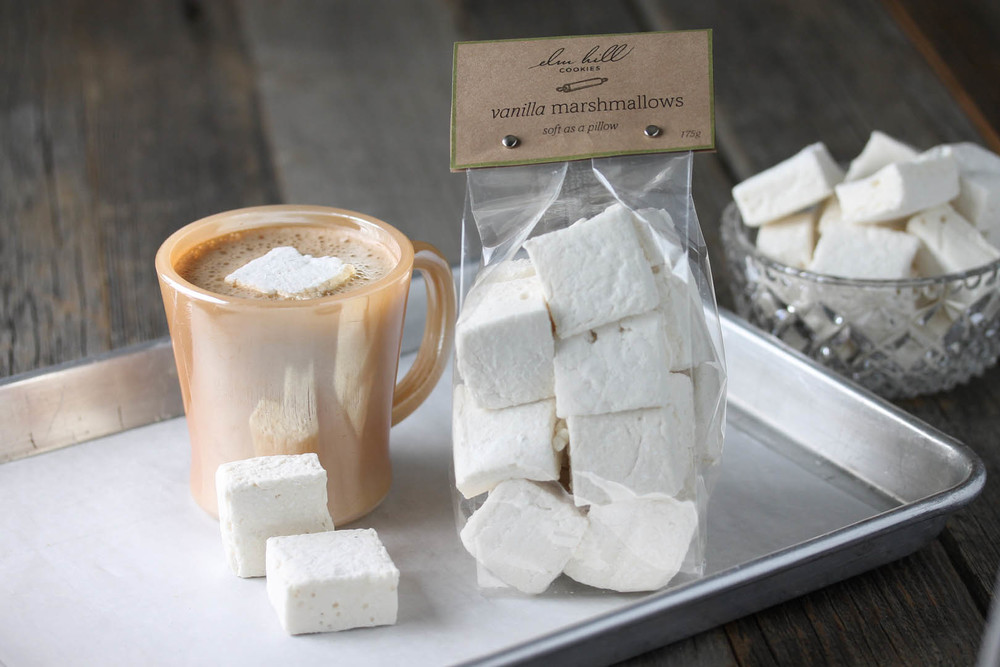 marshmallow bags
