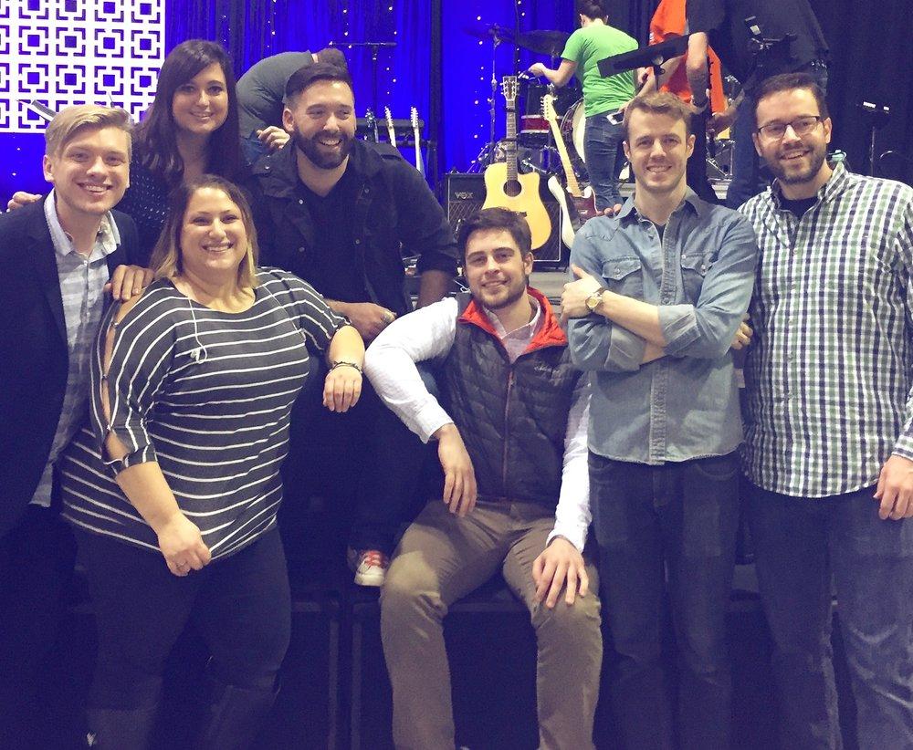 Alex Street Band at ICYC 2017