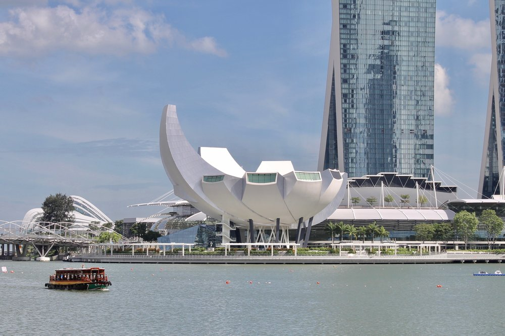 ArtScience Museum, Marina Bay Sands
