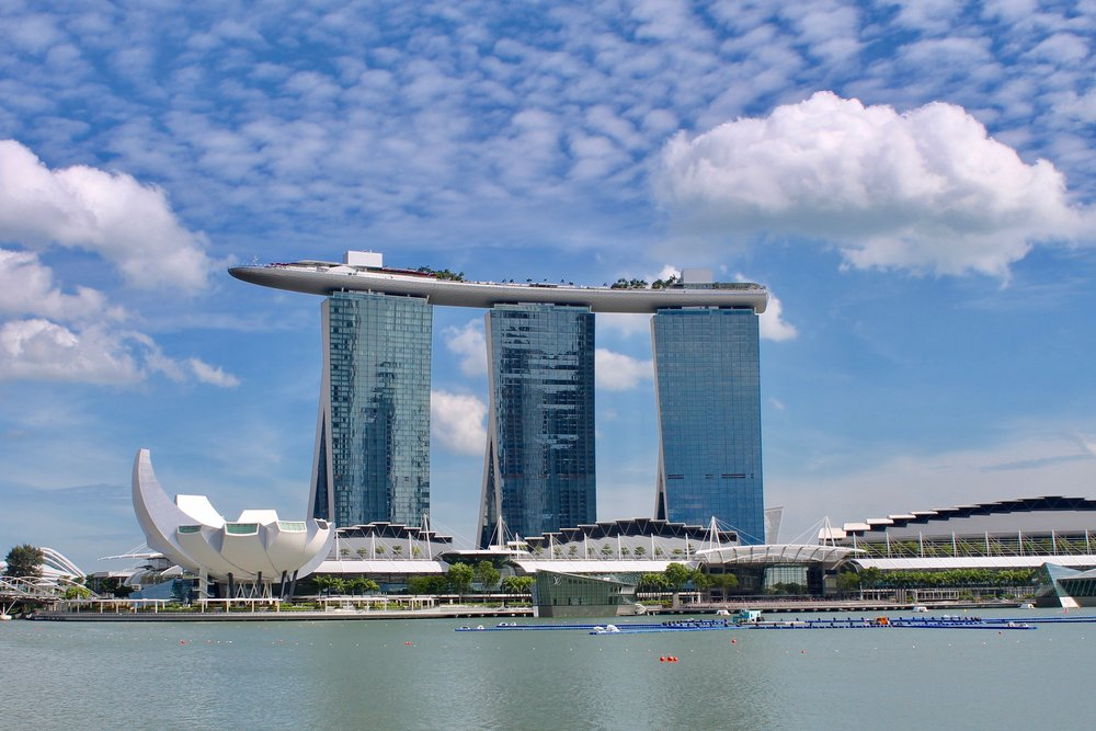 Marina Bay Sands, 10 Bayfront Avenue, Singapore 018956