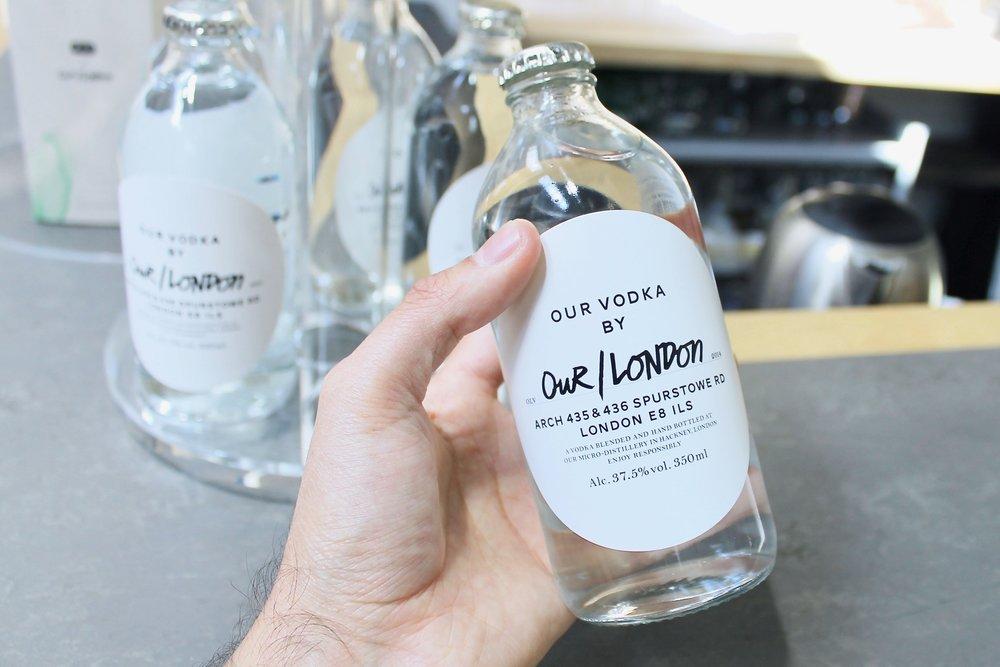 350ml of liquid smooth.