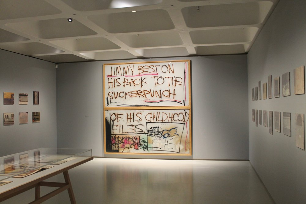 Basquiat: Boom for Real, Barbican Art Gallery, 21 September 2017 - 28 January 2018. Artworks: © The Estate of Jean-Michel Basquiat. Licensed by Artestar, New York.