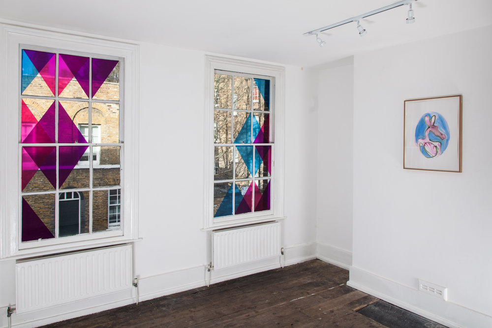 Installation shot of The Pink Panther Show 2018 at Gallery 46. Photograph by Ekphrasis © dateagleart 2018 _5.jpg