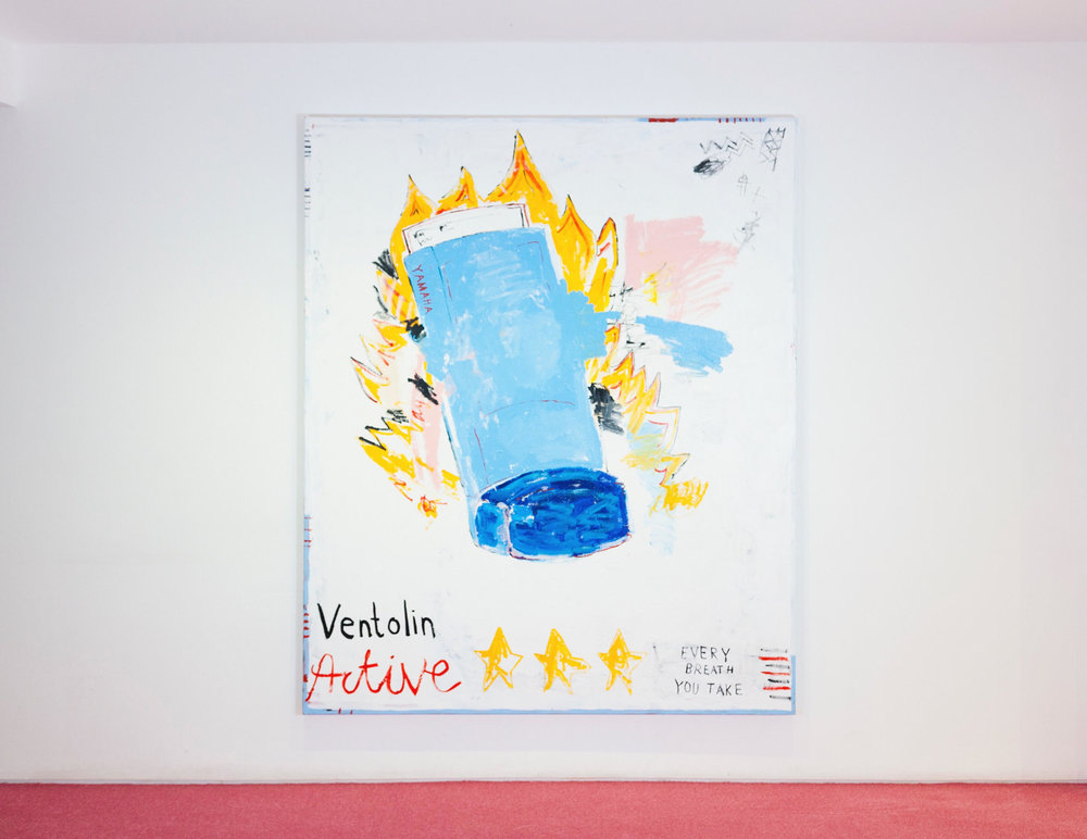 Ventolin Active, 2018