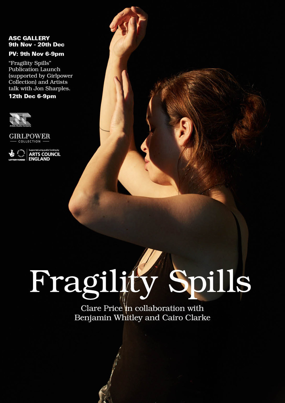 Fragility Spills Clare Price