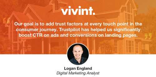 5 ways Vivint uses reviews to generate quality leads