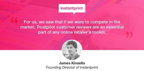 Why Customer Feedback is Essential to Instantprint's Growth