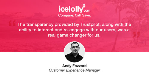 icelolly.com Take The Lead With Their Growing Reputation
