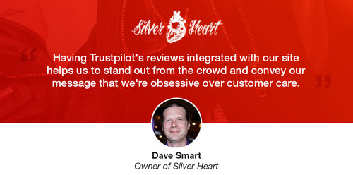 Q&A: How Silver Heart's Customer Feedback Increased Conversions by 47%