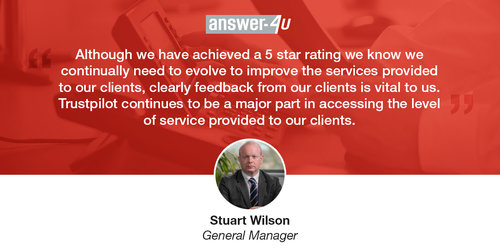Customer Feedback Reduced Cost-per-Click by 35% for Answer-4u