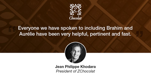 How zChocolat Integrated 9 APIs in Two Weeks with Trustpilot