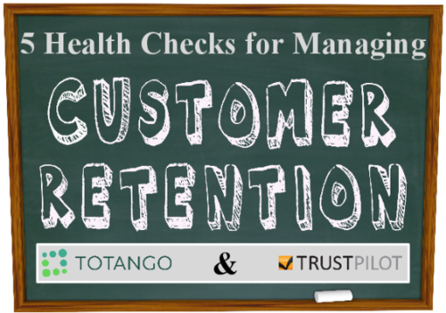 5 Health Checks for Managing Customer Retention