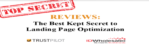 Reviews: The Best Kept Secret to Landing Page Optimization