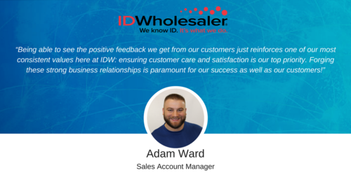 ID Wholesaler Leverages Customer Reviews To Turn More Browsers Into Buyers
