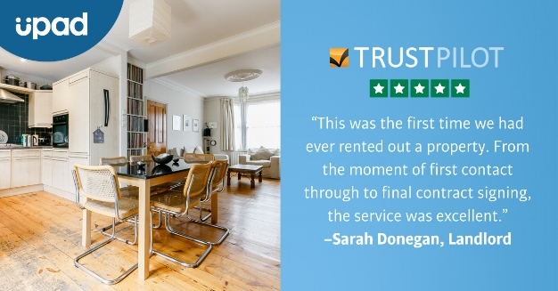 Trustpilot reviews are also used as the main driver for advertisements by highlighting a customer's positive experience
