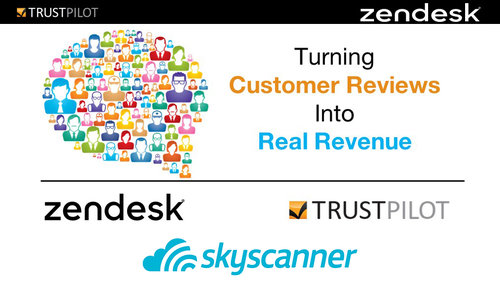 Turning Customers Reviews Into Real Revenue [WEBINAR]