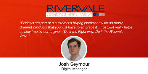 How Trustpilot Everywhere Helped Rivervale Drive Sales