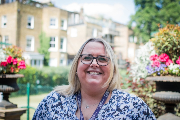 Shirley Norton, Director of Courses at The London School of English, is a part of the team                                                           that reviews client satisfaction
