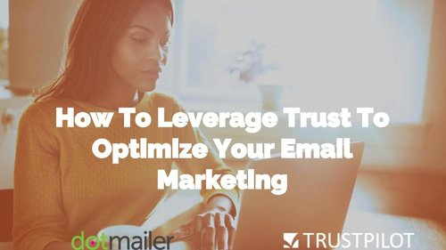 Making email marketing successful: The power of trust [LIVE PRESENTATION]