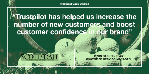 How Scottsdale Golf became number 1 In their category with reviews