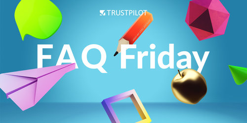 #FAQFriday - Replying to online reviews