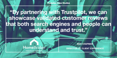 How HomeBridge establishes customer satisfaction as a key differentiator