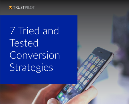 7 Tried and Tested Conversion Strategies [GUIDE]