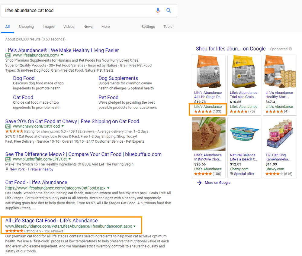 Life's Abundance Rich Snippets.PNG