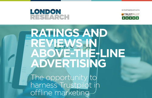 Ratings and Reviews in Above the Line Advertising [REPORT]