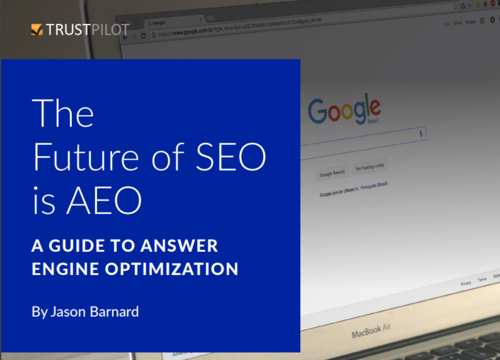 The New Face of SEO: Answer Engine Optimization [GUIDE]