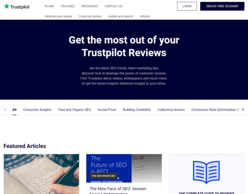 Introducing Trustpilot's new blog!