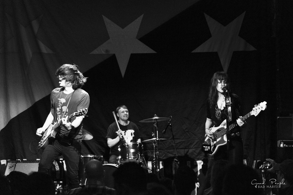 The Last Internationale live at Rough Trade - Brooklyn, NY 2019