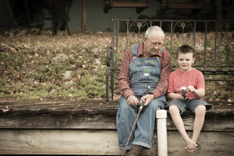 To The Boy Who Lost His Grandpa