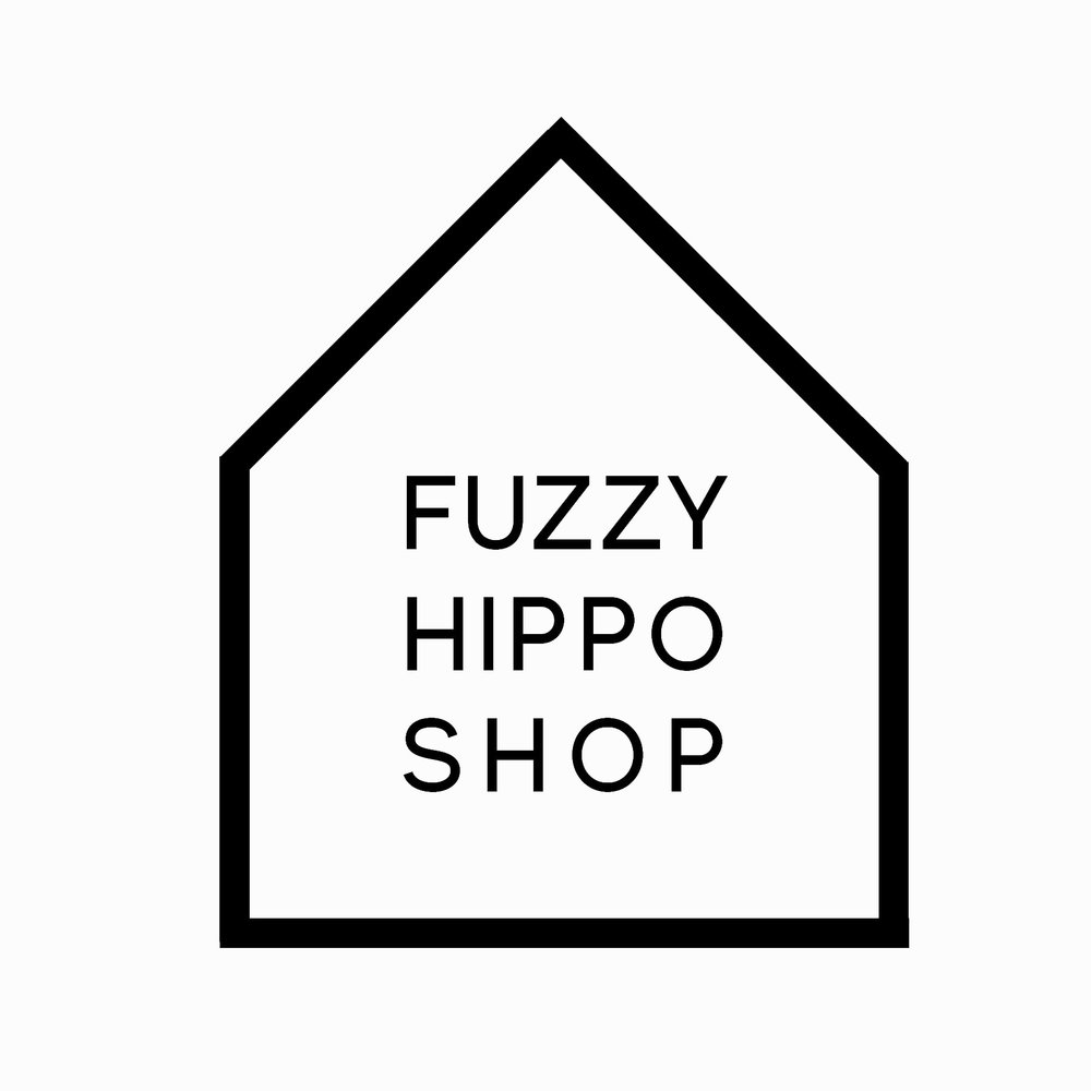 Fuzzy Hippo Shop | graphics + interiors
