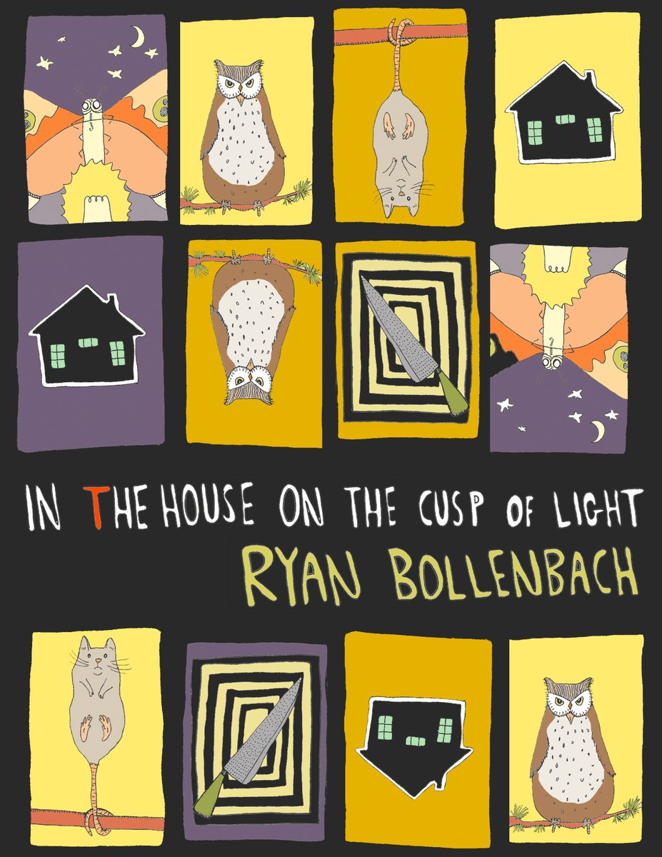 Ryan Bollenbach - In the House on the Cusp of Light