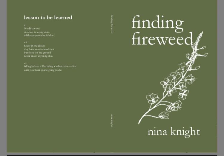 Nina Knight's Finding Fireweed
