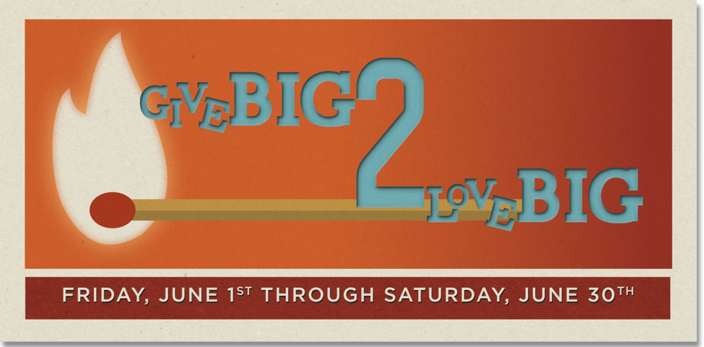 giveBIG2loveBIG-June2018