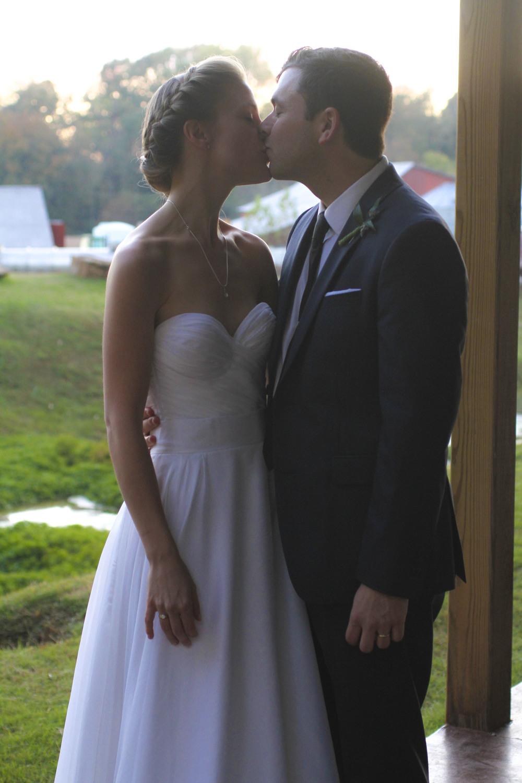 Dan & Laurel Kiss.jpg