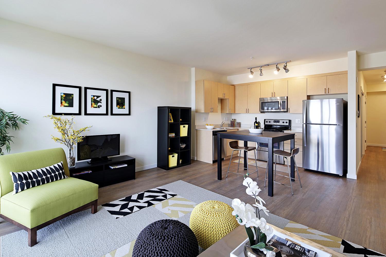 Studio Apartment Everett Wa floor plans — aero apartments - everett, wa