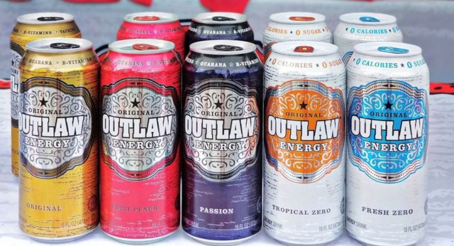 Get stocked up for the weekend! #ThisIsOutlaw