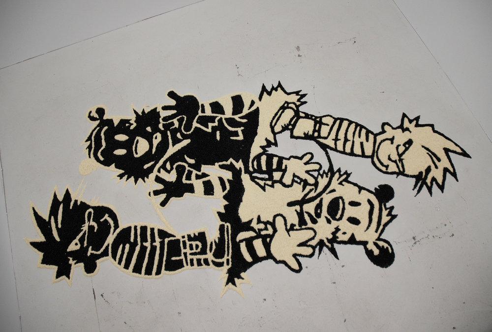 Calvin & Hobbes (Territorial Pissings), 2014