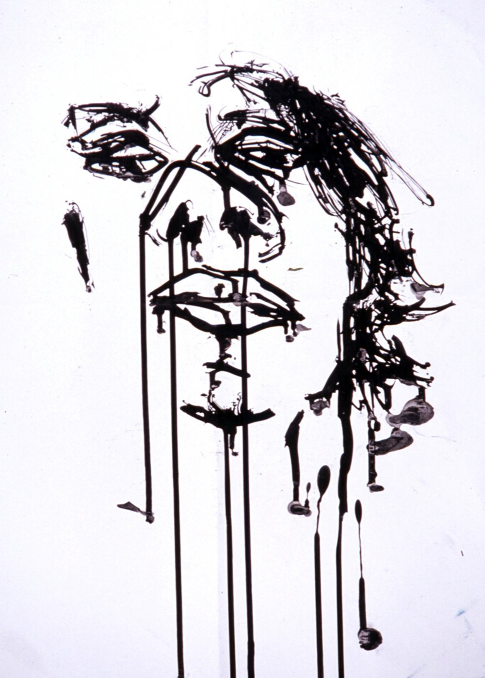 Untitled (Self portrait), 2001