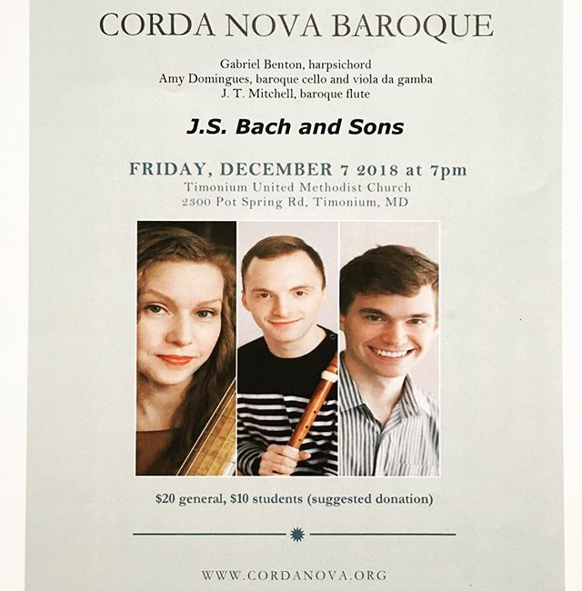 #baroquemusic #harpsichord #violadagamba #baroqueflute #flautotraverso #baroquecello