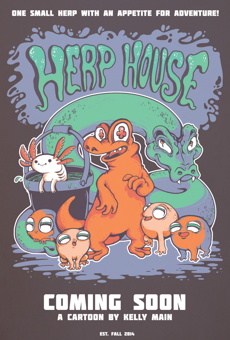 Herp Poster