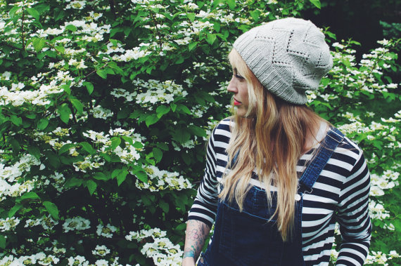 And finally, you will want a natural fiber beanie to keep your little head warm. Found here