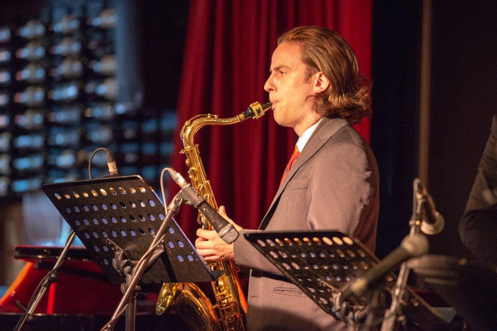 Tony Rosenberg (tenor sax)