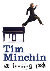 Tim Minchin: So F*****g Rock