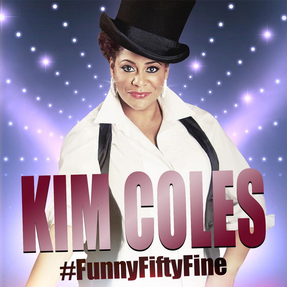 Kim Coles: #FunnyFiftyFine