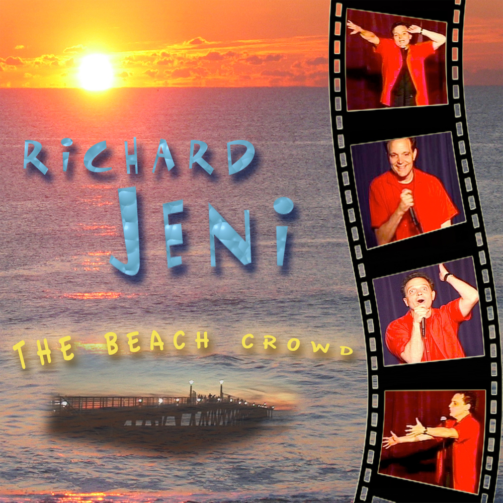 Richard Jeni: The Beach Crowd