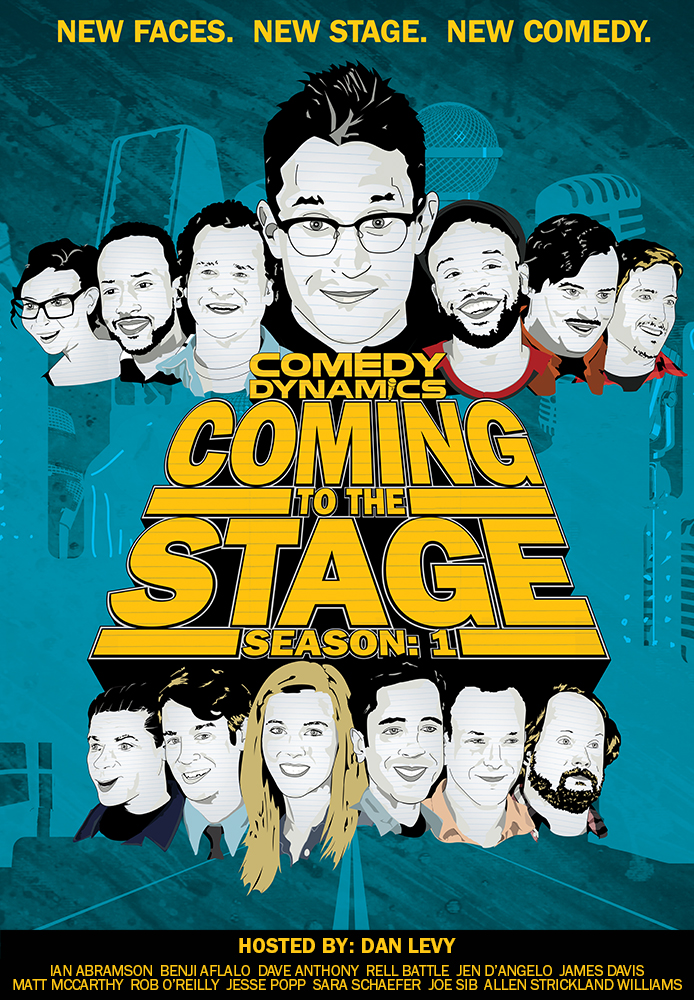 Coming To The Stage: Season 1